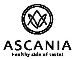 ascania; healthy side of taste; а