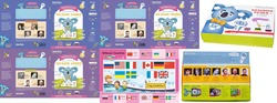 flag exhibition; different countries; smart koala; 200 basic words; розумна ручка; sk