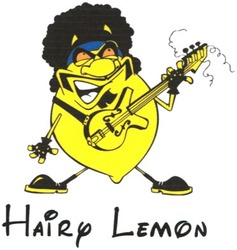 hairp; hairy lemon