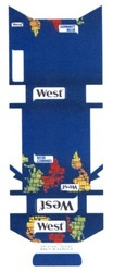 original blend; west; connect blue; вибір мильйонів