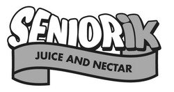 juice and nectar; seniorik
