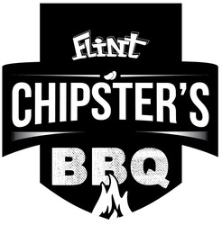bbq; chipster's; chipsters; flint