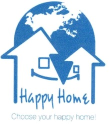 choose your happy home!