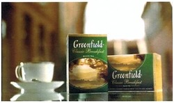 greenfield; black tea; classic breakfast