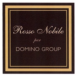 rosso nobile per domino group
