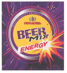 міх; оболонь beer mix energy; high quality product