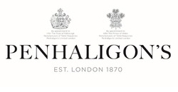 Заявка на торговельну марку № m202102145: penhaligons; by appointment to hrh the duke of edinburgh manufacturers of toilet requisites penhaligon's limited london; est. london 1870; honi pence; cod is my help; ich dien; by appointment to hrh the prince of wales manufacturers of toilet requisites penhaligon's limited london