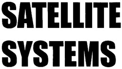 systems; satellite