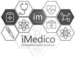 іт; innovative health products; imedico