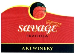 art winery; artwinery; fruit sauage fragola