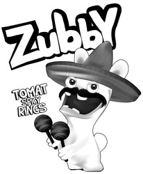 zubby; tomat spicy rings