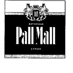 pall mall rothmans