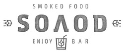 smoked food; enjoy bar; solod