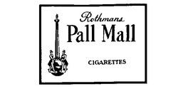 rothmans pall mall