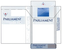 pearl blue; original recessed filter; refined aroma with less smell. especially for you; parliament