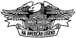 clothes; harley-davidson; motor; an american legend