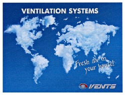 ventilation systems; vents; fresh air in your house!