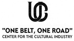 center for the cultural industry; one belt, one road; uc