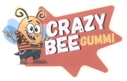 crazy bee gummi