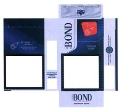 Заявка на знак для товарів і послуг № m201726022: bond street; recessed filter plus; international quality since 1902; over 115 years of quality times; enjoyed in over 50 countries; інноваційний фільтр, незмінний смак; premium silver