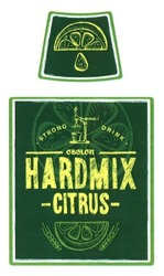 hardmix citrus; obolon; strong drink