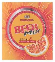 міх; пиво + грейпфрут; high quality product; оболонь beer mix; beer + grapefruit