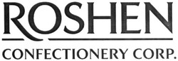 roshen confectionery corp