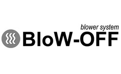 blow-off; blower system