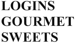 logins gourmet sweets