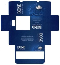 blue selection; bond street; limited edition