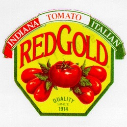 indiana tomato italian red gold since 1914 quality