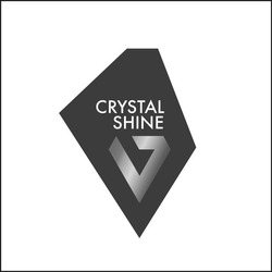 v; crystal shine