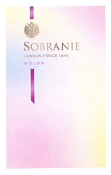 sobranie; london/since 1879; golds