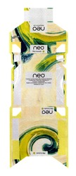 Заявка на знак для товарів і послуг № m202015480: neo pina coolada; neo designed for glo; creamy coconut base with a burst of pineapple crusing over fresh mint, resulting in a tropical cocktail taste; made to be heated, created for your choice; bat; ват