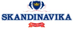 skandinavika; royal foods