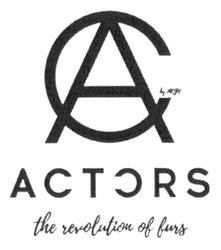 actors the revolution of furs; ca; са; ас; оа; oa; ao; ао; by akgn