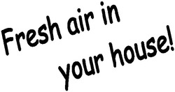 fresh air in your house