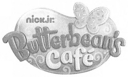 butterbeans cafe; butterbean's cafe; nickjr