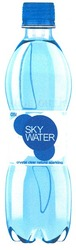 water; sky; crystal clear natural sparkling; 05l