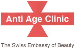 anti age clinic; the swiss embassy of beauty