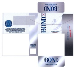 silver selection; establised in london by philip morris; quality since 1902; bond street
