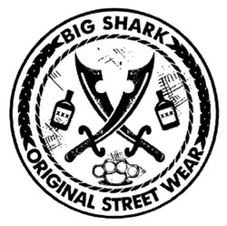 xxx; ххх; big shark original street wear