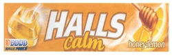 halls calm; honey-lemon; halls power; 12345