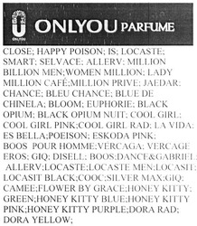 Заявка на знак для товарів і послуг № m201924710: only you; о; onlyou parfume; close; happy poison; smart; selvace; allerv; billion men; women million; lady million cafe; million prive; jaedar; bleu chance; blue de chinela; bloom; euphorie; black opium nuit; cool girl pink; cool girl rad; la vida; es bella; poeison; eskoda pink; boos pour homme; vercaga; vercage; eros; giq; disell; dance&gabriel; dance gabriel; allerv; locaste men; locasit black; cooc; silver max; мах; camee; flower by grace; green; honey kitty blue; honey kitty pink; honey kitty purple; dora rad; dora yellow