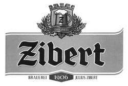 brauerei julius zibert; 1906; originell
