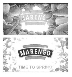 time to spring; marengo