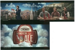 american style ale; robert doms