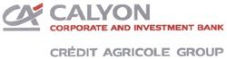 calyon; corporate and investment bank; сл; credit agricole group; са