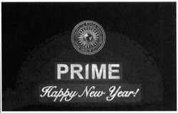 prime happy new year!; prime brand cosmopolite